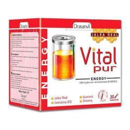 Jalea Real Vital Pur Energy 20 Vial