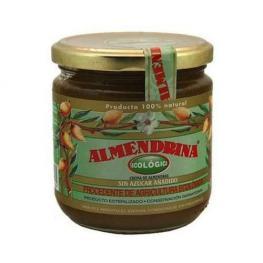 Crema de Almendras Sin Azúcar 400 Gr