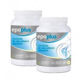 -Epaplus Arthicare Pack 2 Meses Colágeno + ác.Hialurónico + Magnesio Sabor Vainilla