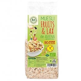 Muesli Fruits & Lax de Avena 425 Gr