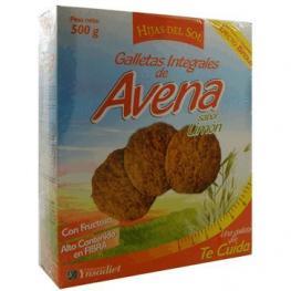 Galletas Int. de Avena Sabor Limón 500 Gr