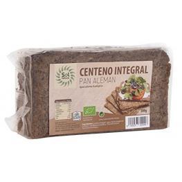 Pan Aleman Centeno Integral Bio 500 Gr