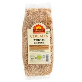 Trigo Grano 500 Grs Bio Biogra