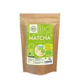 Matcha En Polvo Bio 70 Gr Sol Natural