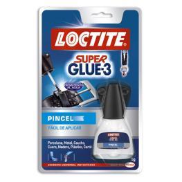 Spg Peg.Loctite Super Glue3 5Gr Slalom Pincel