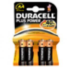 Drc B/ Pila Alcalina Plus Aa/k4 Lr06/1,5V