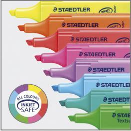Std Rotulador Fluo Textsurfer 364 Verde
