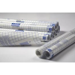 Rollo Plastico Forralibros Adhesivo 1,5Mx50Cm