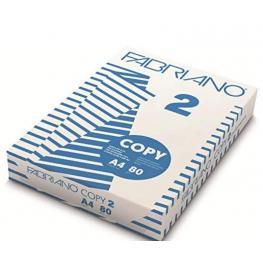 Paquete 500H Papel Da4 80G Fabriano Copy2