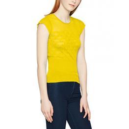 Camiseta Calada Amarilla