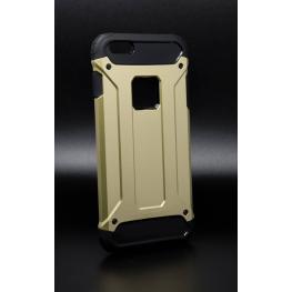 Funda de Gel y Rígida Color Dorado Iphone 6 Plus - 6S Plus