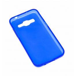 Funda  Gel Azul Iphone 7 Plus / 8 Plus