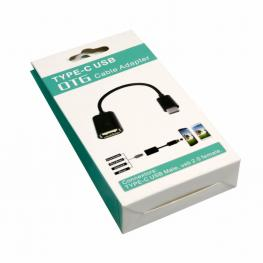Cable Adaptador Tipo C - Otg