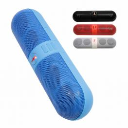 Altavoz Bluetooth Mini Speaker Azul Tb-1042