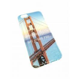 Iphone 6 - 6S Funda Gel Con Foto