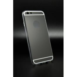 Funda Espejo Plata Iphone 6-6S