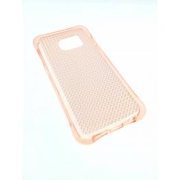 Funda Gel Brillante Color Carne S7