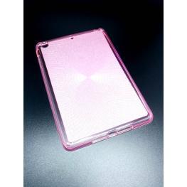 Funda Gel Brillante Rosa Tablet Ipad Mini 3