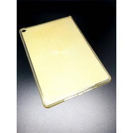 Funda Gel Brillante Dorada Tablet Ipad Air 2