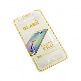 Cristal Templado Con Borde Color Blanco Xiaomi Mi 6