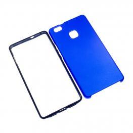 Iphone 7 Delantera y Trasera Rígida Azul