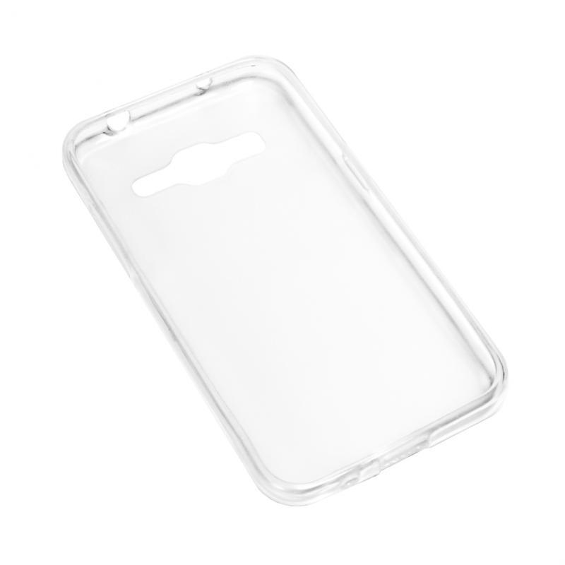 Huawei P8 Lite Funda Gel Transparente