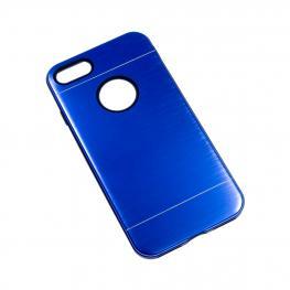 Lg K10 Funda Rigida Color Azul