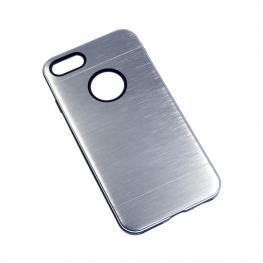 Iphone 7 / 8 Funda Rigida Color Plata