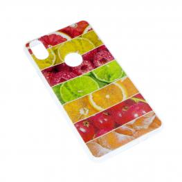 Funda Gel Bq X5 Plus Con Dibujo