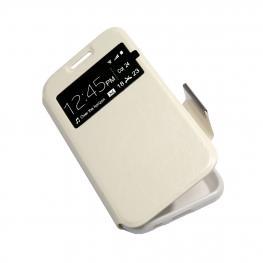 Funda Libro Blanca Huawei P9 Plus
