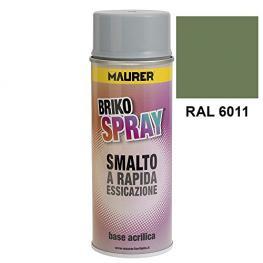 Spray Pintura Verde Reseda 400 Ml.