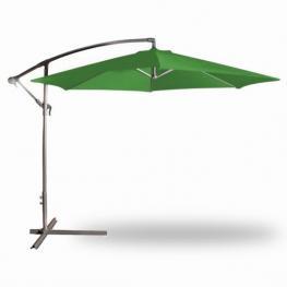Sombrilla Deporte Verde Diam. 300 X H 250 Cm/180Gr
