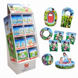 Display Hinchables Mickey 121 Pcs