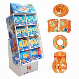 Display Hinchables Buscando A Nemo 138 Pcs