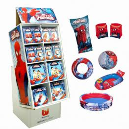 Display Hinchables Spiderman 118 Pcs