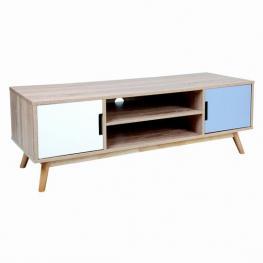 Mueble Tv Enka-Puerta Color 120 X 40 X H 42 Cm