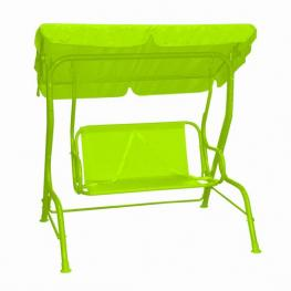 Balancin Infantil Verde 115 X 75 X H 110 Cm