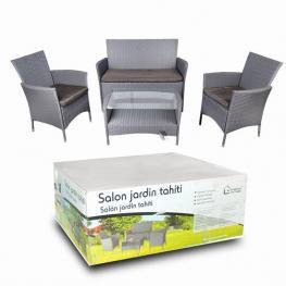 Conjunto de Jardin Tahiti