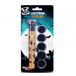 Linterna de Halloween 15 X 3 Cm
