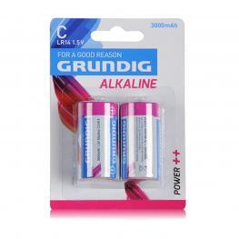 Pilas C Lr14 1.5 V Alcalina X2