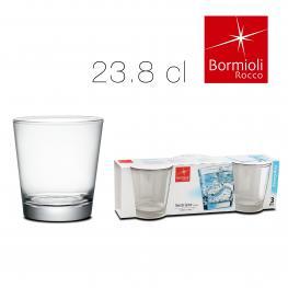 Vaso de Agua Sestriere 23.8 Cl X3