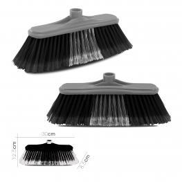 Cepillo de Barrer Gris (Sin Palo)30 X 8.5 X H 12.5