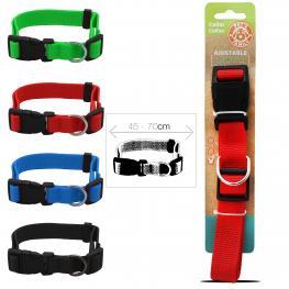 Collar de Perro Talla L 45 - 70 X 2.5 Cm