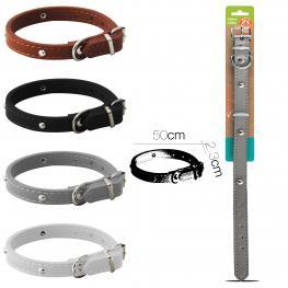 Collar Perro Talla Xl 50 X 2.3 Cm Surt Colores