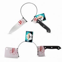 Diadema Cuchillo 30 X 8 X 1.6 Cm 2 Mod