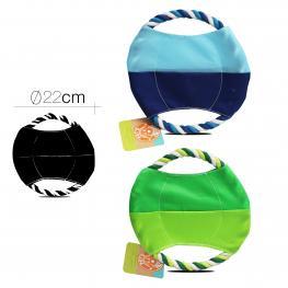 Frisbee Para Perro 22 Cm Colores