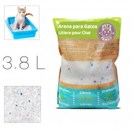 Arena de Gato 3.8 Litros
