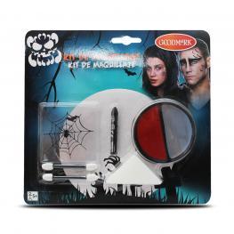 Maquillaje + Pegatinas Halloween
