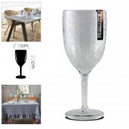 Copa de Vino Plastico Maia 8 X 20 Cm