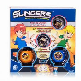 Slingers Set de Batalla Caja 25 X 9 X 25 Cm